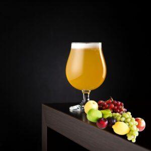 Cervezas con frutas y especias