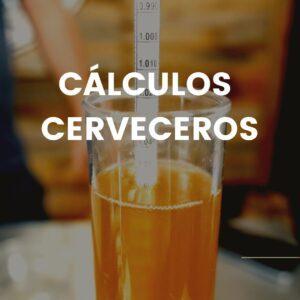 cálculos cerveceros