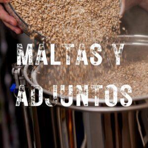 Maltas y adjuntos